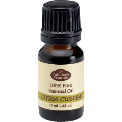 Litsea Pure Essential Oil