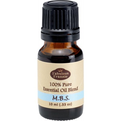 MBS (Mind, Body & Soul) Pure Essential Oil Blend