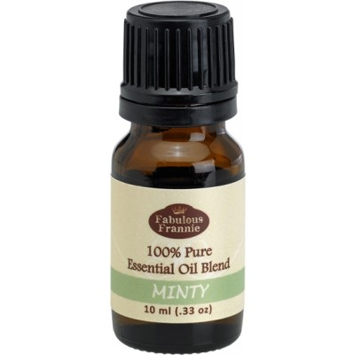 Minty Pure Essential Oil Blend
