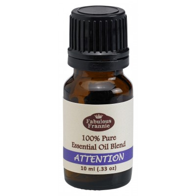 Attention Pure Essential Oil Blend