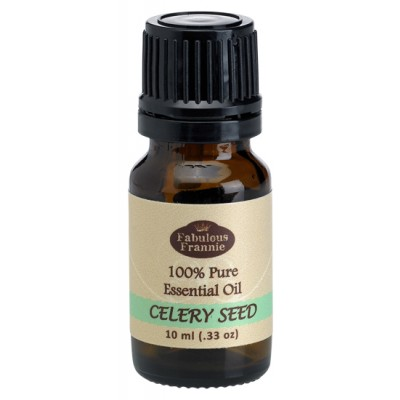 Celery Seed Pure Essential Oil 10ml