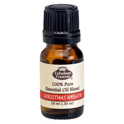 Christmas Wreath Pure Essential Oil Blend 10ml