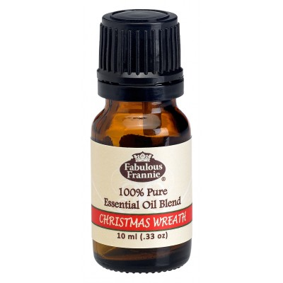 Christmas Wreath Pure Essential Oil Blend