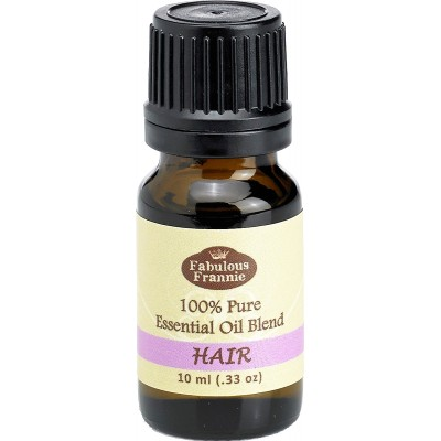 Hair Pure Essential Oil Blend
