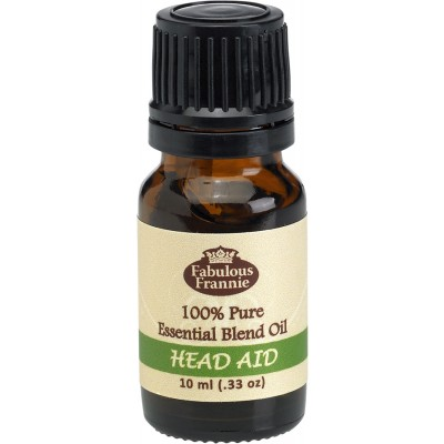 Head Aid Pure Essential Oil Blend