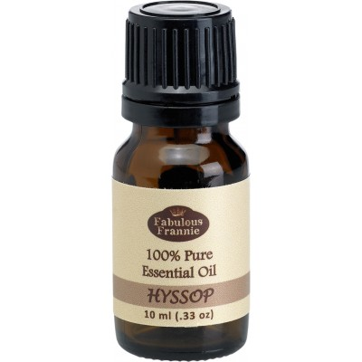 Hyssop Pure Essential Oil