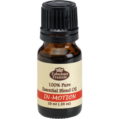In-Motion Pure Essential Oil Blend