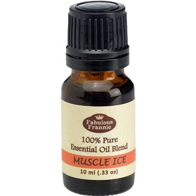 Muscle Ice (Formally Aches & Pains) Pure Essential Oil Blend