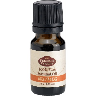 Nutmeg Pure Essential Oil