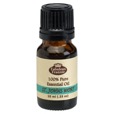 St Johns Wort Pure Essential Oil
