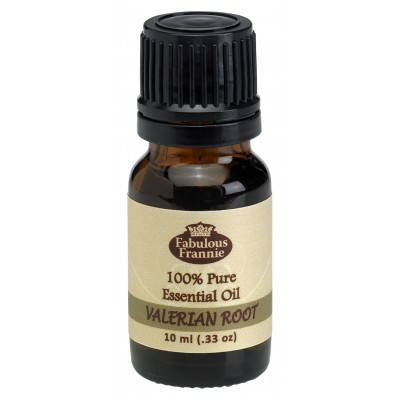 Valerian Root Pure Essential Oil