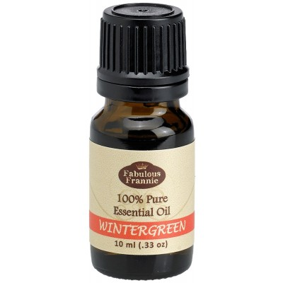 Wintergreen Pure Essential Oil