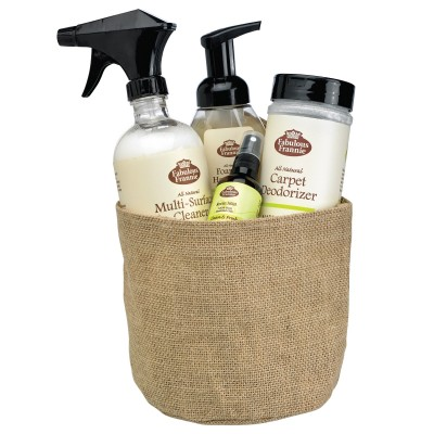 Clean House Gift Basket - Clean & Fresh