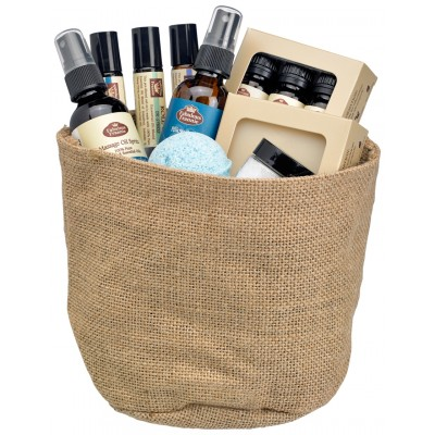 Sleepy Time Gift Basket