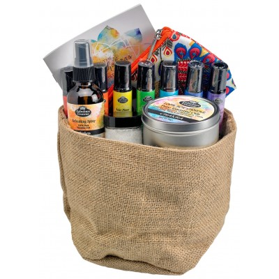 Chakra Starter Gift Basket