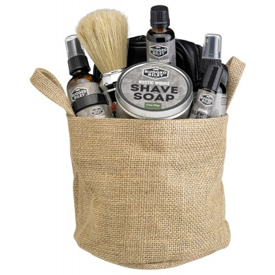 Rugged Riley Gift Basket - Rustic Woods
