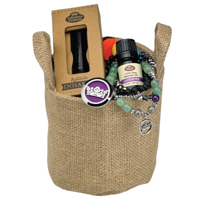 Lavender Jewerly Gift Basket