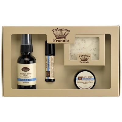 Easy Breathzy (Cold & Flu) Wellness Kit
