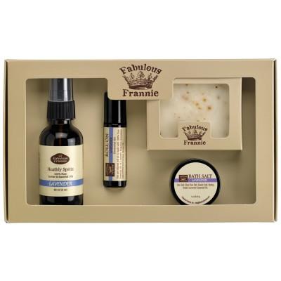 Lavender Wellness Kit