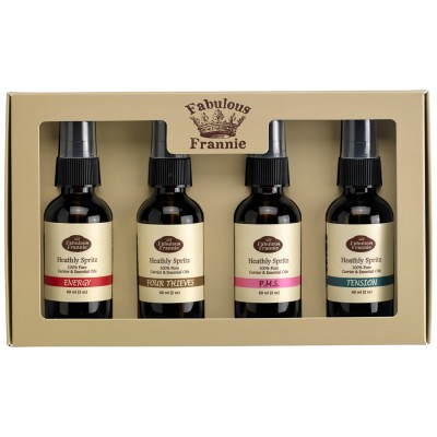 Create Your Favorites Spray or Spritz 4 Pack