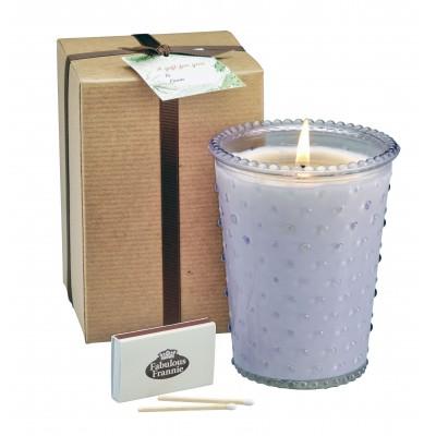 Lavender All Natural Soy Candle 16oz Jar - Gift Set