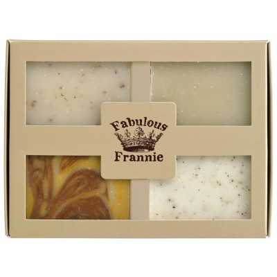 Soap Top 4 Wellness Kit