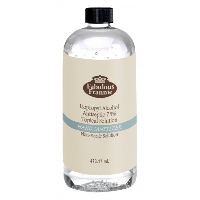 Scent Free Hand Sanitizer - 16oz - REFILL