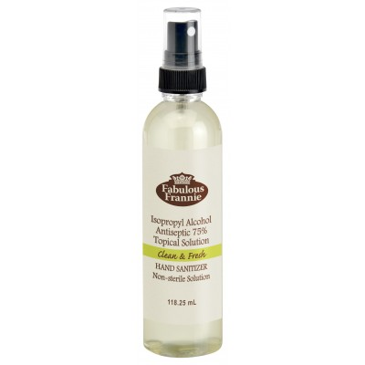 Clean & Fresh Hand Sanitizer - 4oz