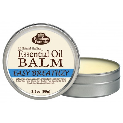 Easy Breathzy Healing Balm 3.5oz