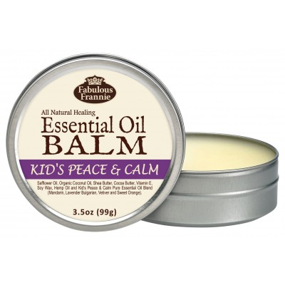 Kid's Peace & Calm Healing Balm 3.5oz