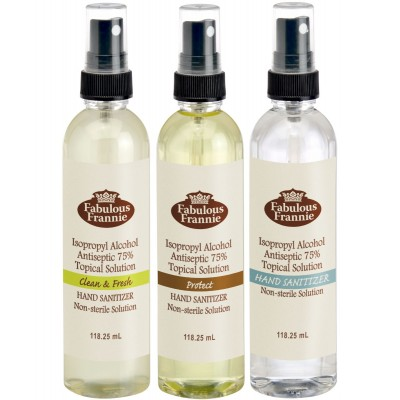 Sampler Set Hand Sanitizer - 3pk/4oz each