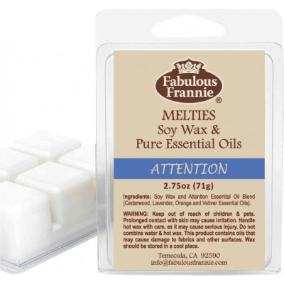 Attention 100% Pure & Natural Soy Meltie 2.75 oz