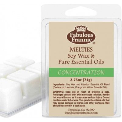 Concentration 100% Pure & Natural Soy Meltie 2.75 oz