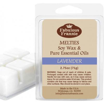 Lavender 100% Pure & Natural Soy Meltie 2.75 oz