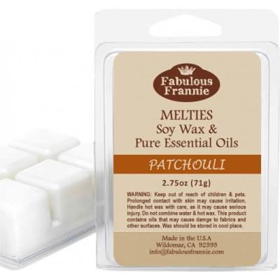 Patchouli 100% Pure & Natural Soy Meltie 2.75 oz