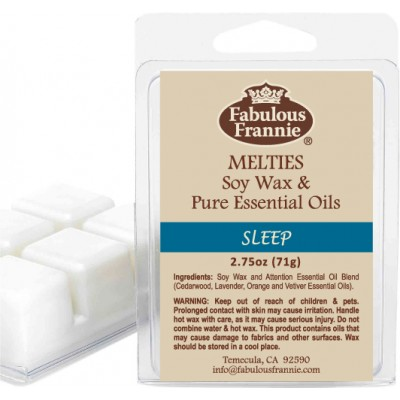 Sleep 100% Pure & Natural Soy Meltie 2.75 oz