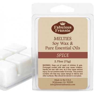Spice 100% Pure & Natural Soy Meltie 2.75 oz