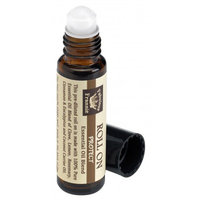Protect Essential Oil Blend Roll-On 10 ml (Comparable to Young Living's Thieves & DoTerra's ON GUARD blend)*