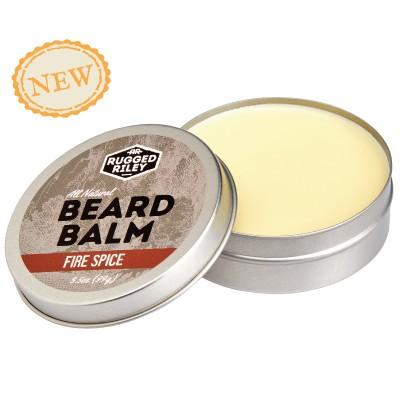 Beard Balm 3.5oz - Fire Spice