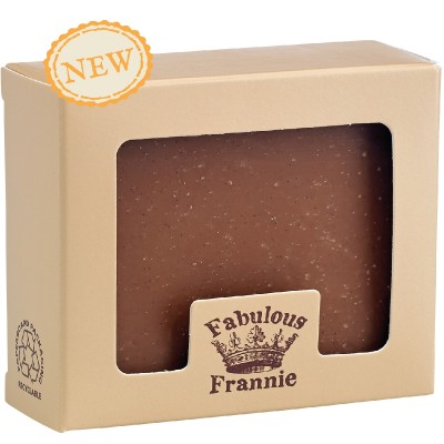 Vanilla Coffee  All Natural Bar Soap 4oz