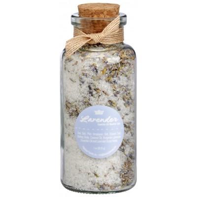Lavender Bulgarian Mineral Bath Salt 7oz