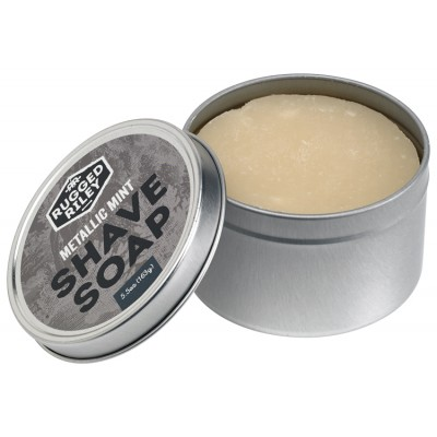 Shave Soap 5.5oz Tin - Rugged Riley Men's
