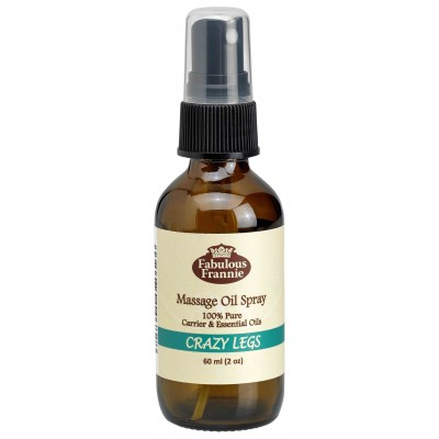 Crazy Legs Massage Spray 2oz