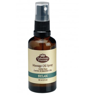 Relax Massage Spray 2oz