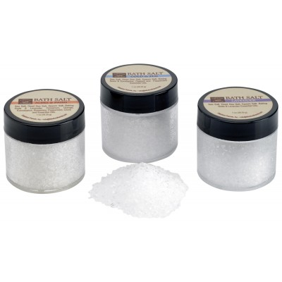 Mineral Bath Salt Trio