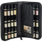 Roll On Super Set in Carrying BLACK Case (Includes 24-10 ml Pure Essential Oil Roll Ons)
