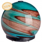 Aromatherapy Glass Diffuser - Teal