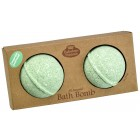 Tangerine Spearmint Bath Bomb 2.75oz - 2pk