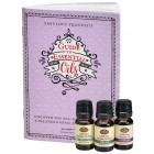 Book - Fabulous Frannie Essential Oil Guide with Set of 3 Essential Oils