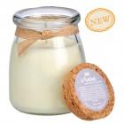 Violet Lavender All Natural Soy Candle 5oz Jar